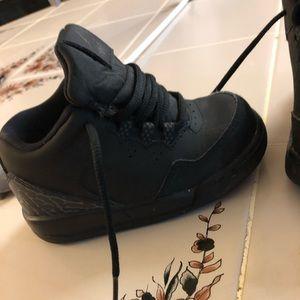 Toddler size 7c Jordan's